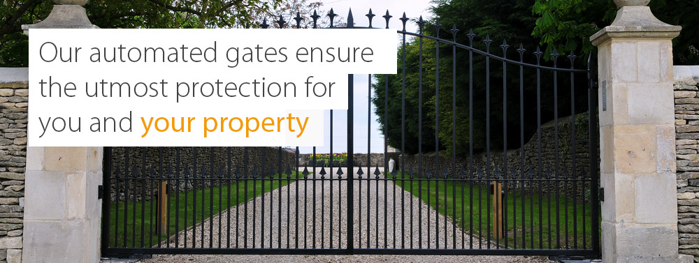Automated Gates Swansea